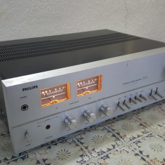 Amplificator PHILIPS 22AH384 vintage - Amplificator audio
