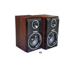 Boxe profesionale cu difuzor 90W, citire MP3(USB, SD) Temeisheng DP-Y3 - Boxa activa