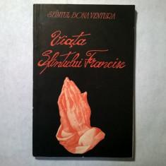 Sfantul Bona Ventura - Viata Sfantului Francisc