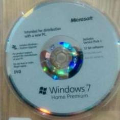 CD + Licenta Windows 7 32bit - Sistem de operare