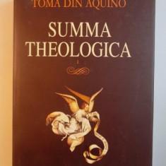 Summa theologica  / Toma din Aquino vol. I