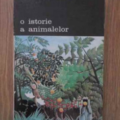 O Istorie A Animalelor - Richard Lewinsohn, 387680 - Album Arta