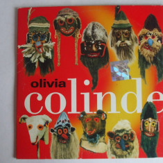 CD  COLINDE DE CRACIUN ,  COLINDE