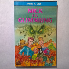 Philip K. Dick - Nick e il Glimmung - Carte in italiana
