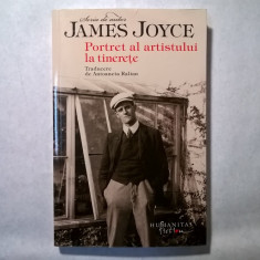 James Joyce – Portret al artistului in tinerete {Humanitas, 2012}