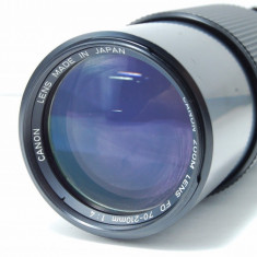 Vand obiectiv CANON FD 70-210mm 4 - Obiective RF (RangeFinder)