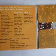 CD MUZICA, UN COPIL VEI FI MEREU ... IN OCHII MEI ! - Muzica pentru copii