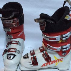 Clapari ski schi ATOMIC RACE RT TI 27 -27, 5 42 - 42, 5 flex 130