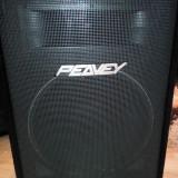 set 2 boxe PEAVY HYSYS RX2 BWX 500W RMS  1000W program