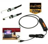 CAMERA VIDEO Endoscop 2 Mega Pixels USB