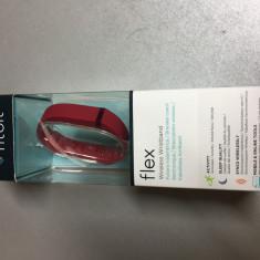 Fitbit Flex Rosu FB401RD - Bratara Fitbit Flex
