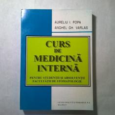 A. I. Popa, A. Gh. Varlas - Curs de medicina interna pentru studentii si absolventii facultatii de stomatologie
