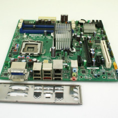 Placi de baza INTEL DQ45CB, LGA775, 4xDDR2, Intel GMA 4500, garantie+factura! - Placa de Baza Intel, Pentru INTEL, MicroATX