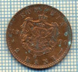 7590 MONEDA- ROMANIA - 2 BANI  - anul 1900 B -starea ce se vede