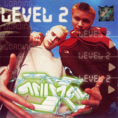 Animal X - Level 2 (1 CD) - Muzica Pop nova music