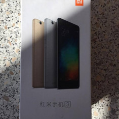 Xiaomi Redmi 3, pret special de sarbatori!