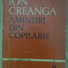 Amintiri Din Copilarie - Ion Creanga, 387953 - Carte Basme