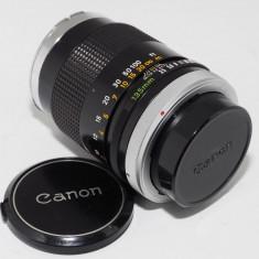 Vand obiectiv CANON FD 135mm 3.5 - Obiectiv DSLR Canon, Canon - EF/EF-S