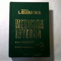 L. Gherasim – Medicina interna, vol. 1