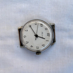 Ceas mecanic, rusesc Raketa functional - Ceas barbatesc, Mecanic-Manual
