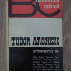 Tudor Arghezi Interpretat - Colectiv, 387979 - Biografie