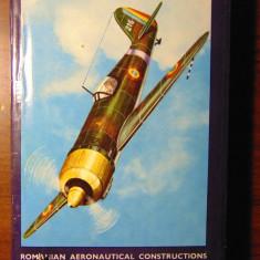 Romanian aeronautical constructions 1905-1974 - I. Gujdu (in limba engleza) 1974