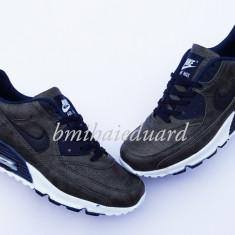 ADIDASI NIKE AIR MAX - Adidasi barbati Nike, Marime: 44, Culoare: Khaki, Piele sintetica