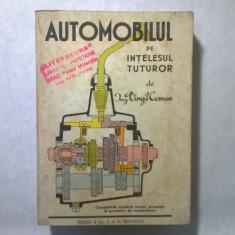 Virgil Coman - Automobilul pe intelesul tuturor