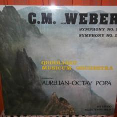 -Y- WEBER - ORCHESTRA