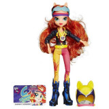 My little pony papusa Sunset Shimmer Sporty style B3777 Hasbro