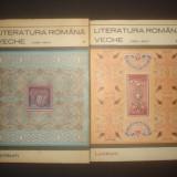 LITERATURA ROMANA VECHE 2 volume
