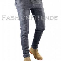 Pantaloni tip ZARA MAN gri + o curea cadou - pantaloni barbati - 5620, Marime: 29, 32, Culoare: Din imagine
