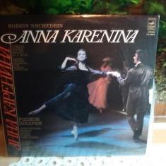 -Y-RODION SHCHEDRIN ANNA KARENINA-  DUBLU ALBUM -  CA NOI !   DISC VINIL LP