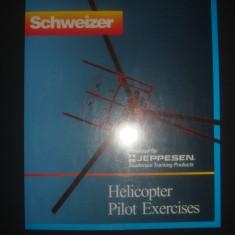 HELICOPTER PILOT EXERCISES * EXERCITII PENTRU PILOTUL DE ELICOPTER