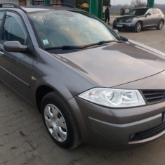 Renault Megane II 2008 facelift 1.5dci 105cp Euro4 Climatronic 6+1viteze, Motorina/Diesel, 187000 km, 1461 cmc