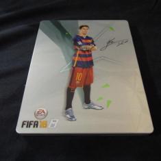 Fifa 16 Special Messi Edition, XBOX one, original, alte sute de jocuri! - Jocuri Xbox One, Sporturi, 3+, Multiplayer