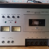 Casette deck vintage (1975) AKAI GXC- 39D - Made in Japan - Casetofon
