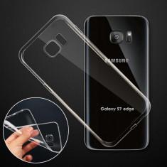 Bumper / Husa Silicon pentru Samsung Galaxy S7 edge