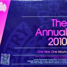 Ministry Of Sound - The Annual 2010 (dublu CD) - Muzica House cat music
