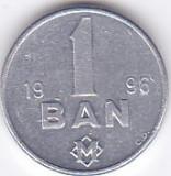 Moneda Moldova 1 Ban 1996 - KM#1 UNC