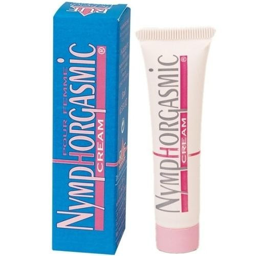 NimphOrgasmic crema vagin, 15ml foto mare