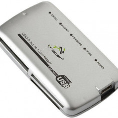 Tracer cititor de card de memorie All-In-One C14 - Cititor carduri