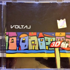 Voltaj - 3D (1 CD) - Muzica Pop cat music
