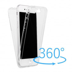 Husa Motorola Moto G4 Play TPU Fata Spate Transparenta - Husa Telefon Motorola, Gel TPU, Fara snur, Carcasa