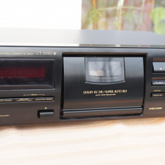 Casetofon deck Pioneer CT-S330 - Deck audio