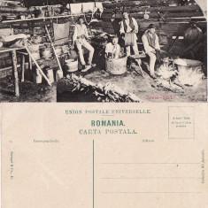 Tipuri, ciobani- Port National--Stana- rara