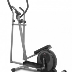 Bicicleta eliptica Hiton Ocelot-neagra - Bicicleta fitness SPORTMANN