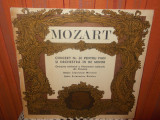 -Y-  MOZART -SVIATOSLAV RICHTER - CONCERT NR.20 PENTRU PIAN SI ORCHESTRA VINIL