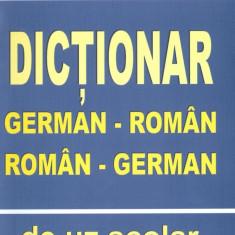 Helen Kuckuck - Dictionar german-roman roman-german (uz scolar) - 37010 - DEX