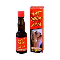 Hot Sex for Man afrodisiac barbati, 20ml